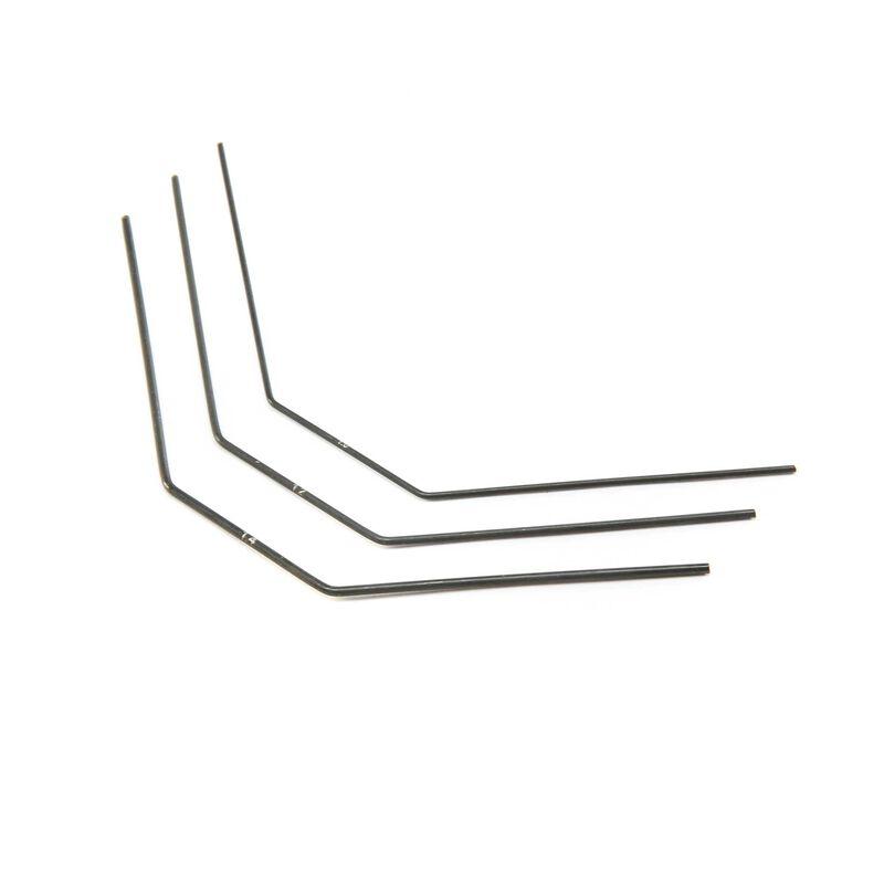 Sway Bar Set 1.0 1.2 1.4mm (3): 22X-4