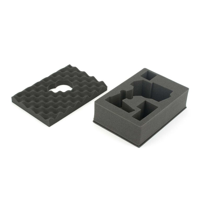 Spektrum Transmitter Case Foam Surface
