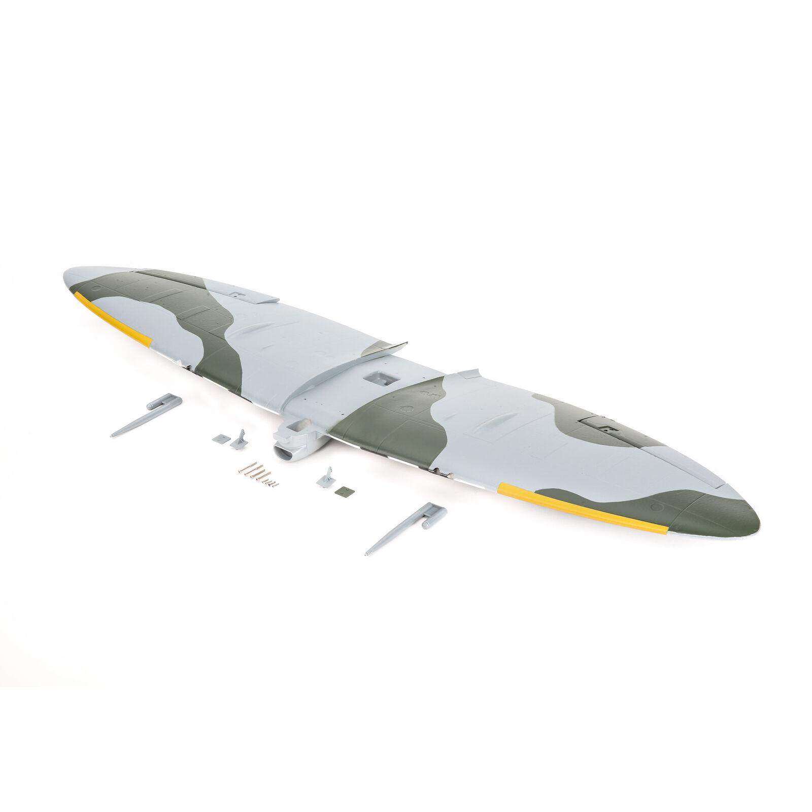 E-flite Tragfläche, lackiert: Spitfire Mk XIV 1,2 m