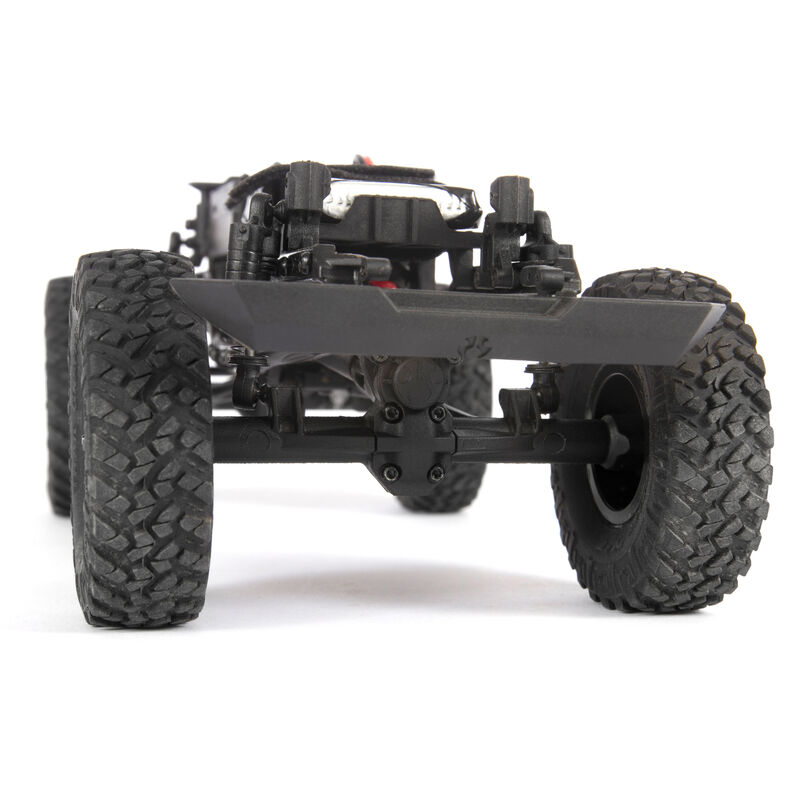 1/24 SCX24 2019 Jeep Wrangler JLU CRC 4WD Rock Crawler Brushed RTR, White