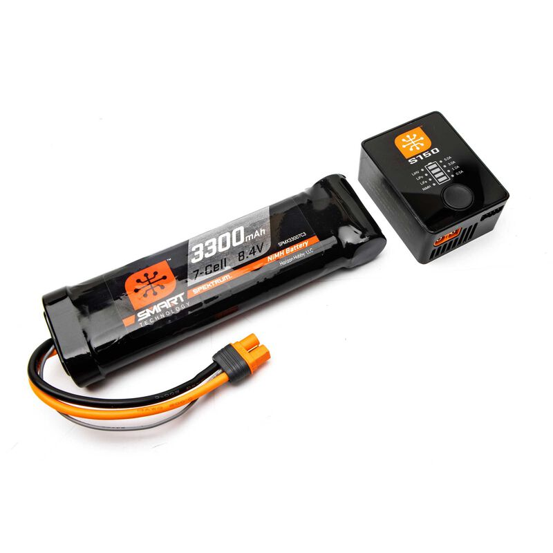 Smart Powerstage Bundle 1: 7C NiMH Battery & Charger (EU)