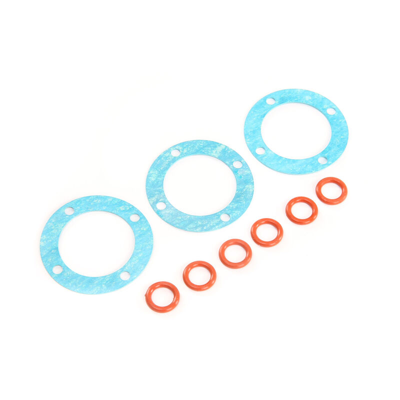 Outdrive O-rings and Differential Gaskets (3): 5ive-T 2.0