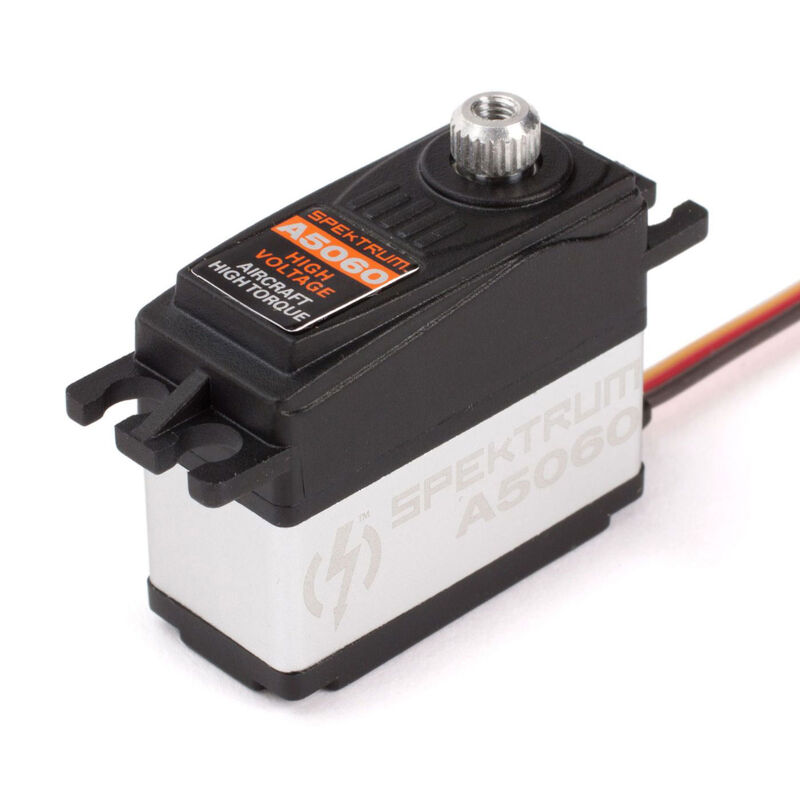 A5060 Mini Digital HV High Torque Metal Gear Aircraft Servo
