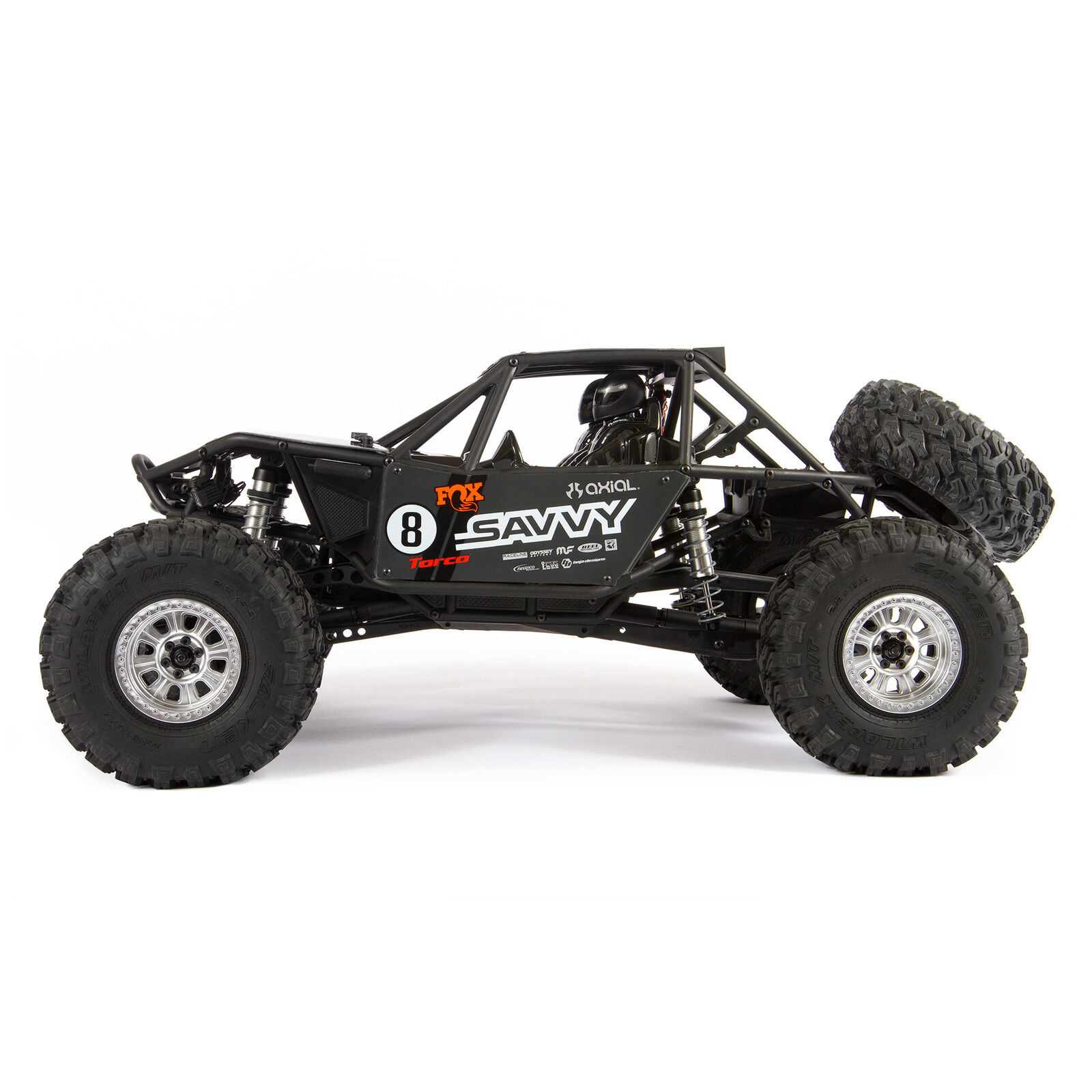 1/10 RR10 Bomber 4WD Rock Racer RTR, Savvy