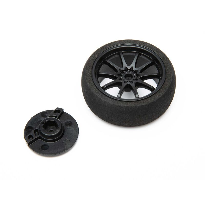 Small Wheel, Black DX5 Pro/6R
