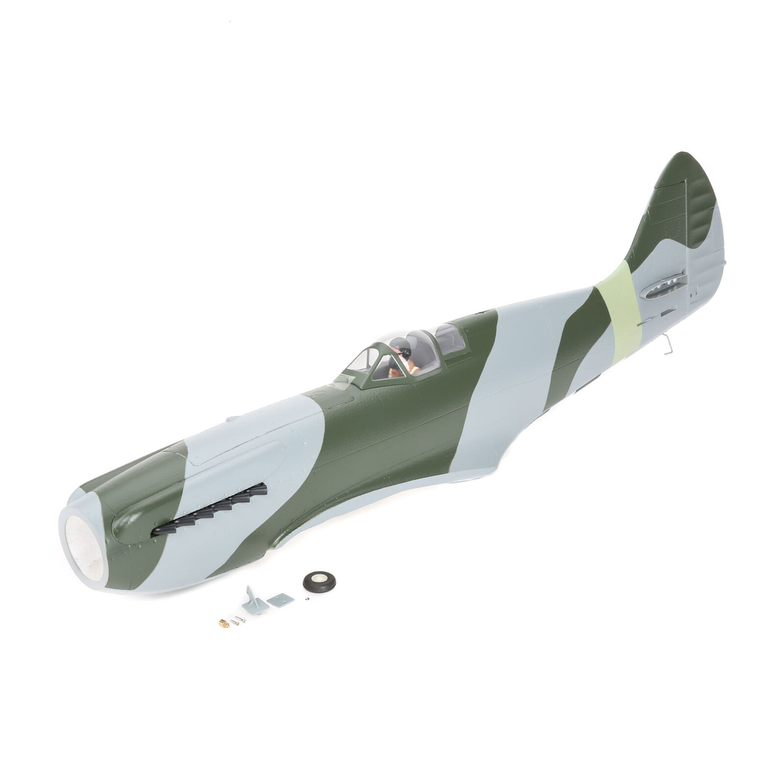 Fuselage with Hatch: Spitfire 1.2m