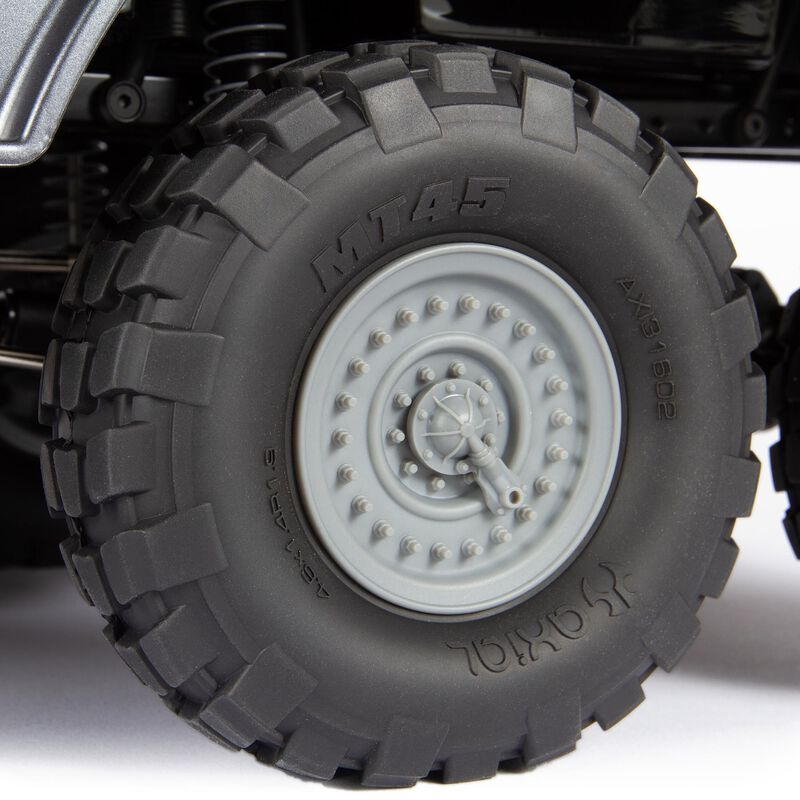 1/10 SCX10 II UMG10 6x6 Rock Crawler Brushed RTR