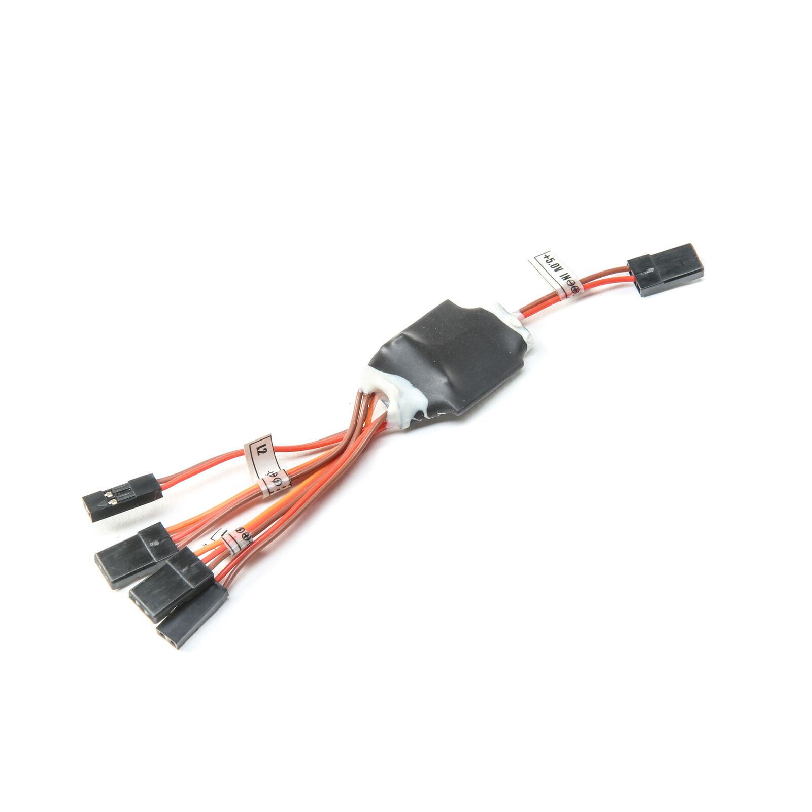 LED Controller: Timber