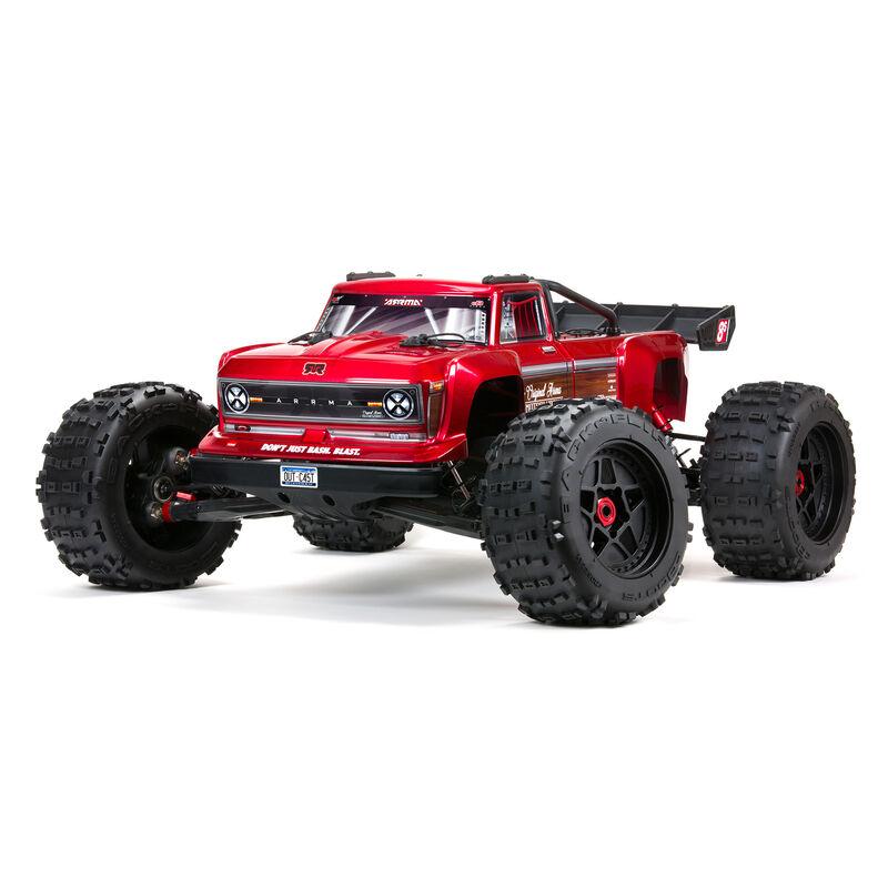 1/5 OUTCAST 4X4 8S BLX Stunt Truck RTR