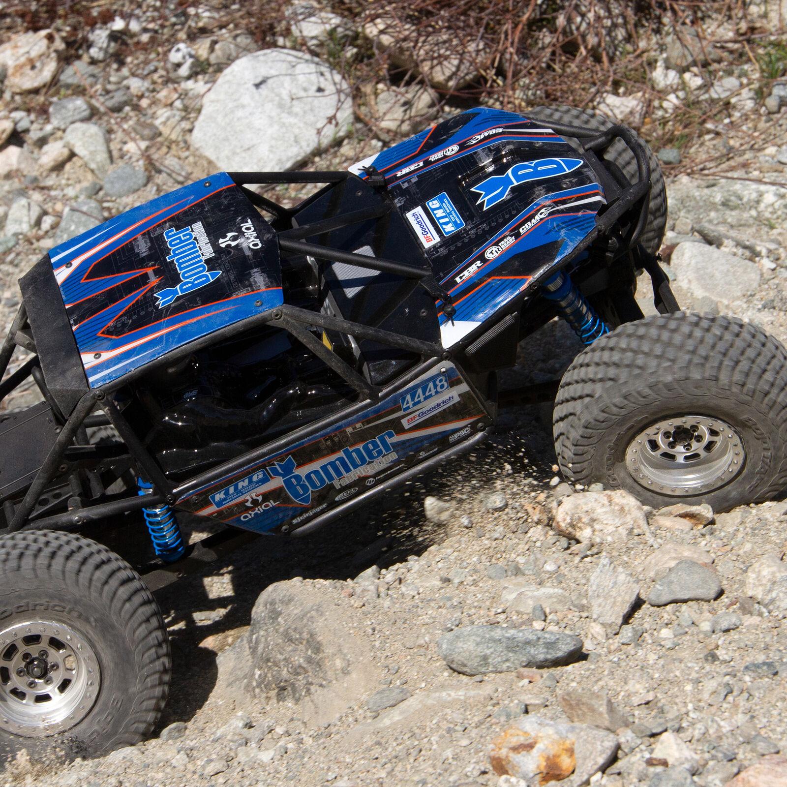 1/10 RR10 Bomber 4WD Rock Racer RTR, Slawson