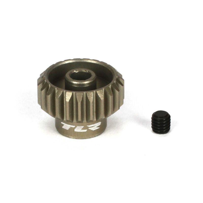 48P Aluminum Pinion Gear, 23T