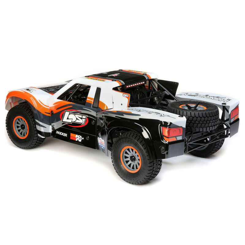 1/6 Super Baja Rey 4WD Desert Truck Brushless BND with AVC