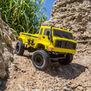 1/24 Barrage UV 4WD Scaler Crawler RTR, Yellow