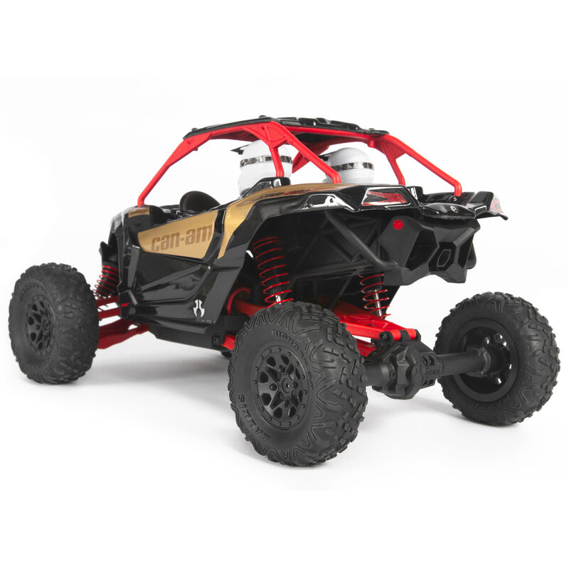 1/18 Yeti Jr. Can-Am Maverick 4WD Brushed RTR