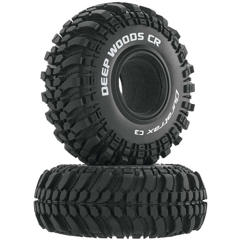 "Deep Woods CR 2.2"" C3 Crawler Tires (2)"