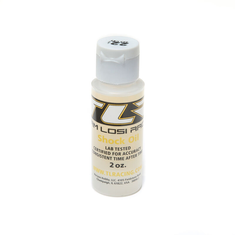 Silicone Shock Oil, 22.5wt, 2oz