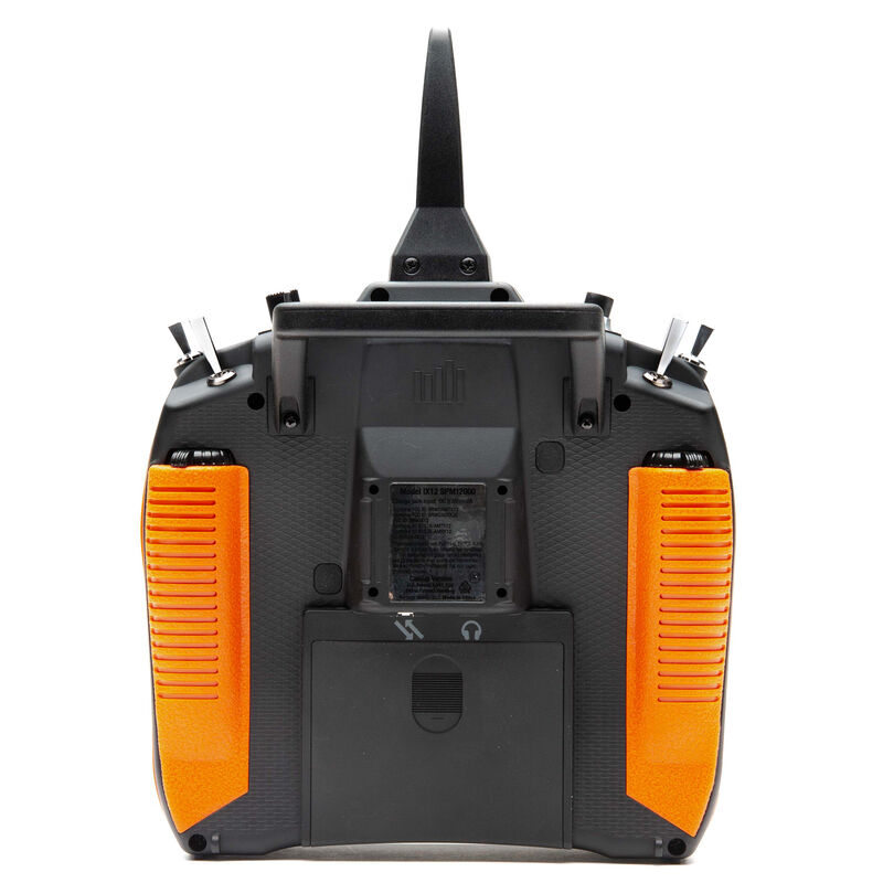 Orange Grip Set with Tape: iX12