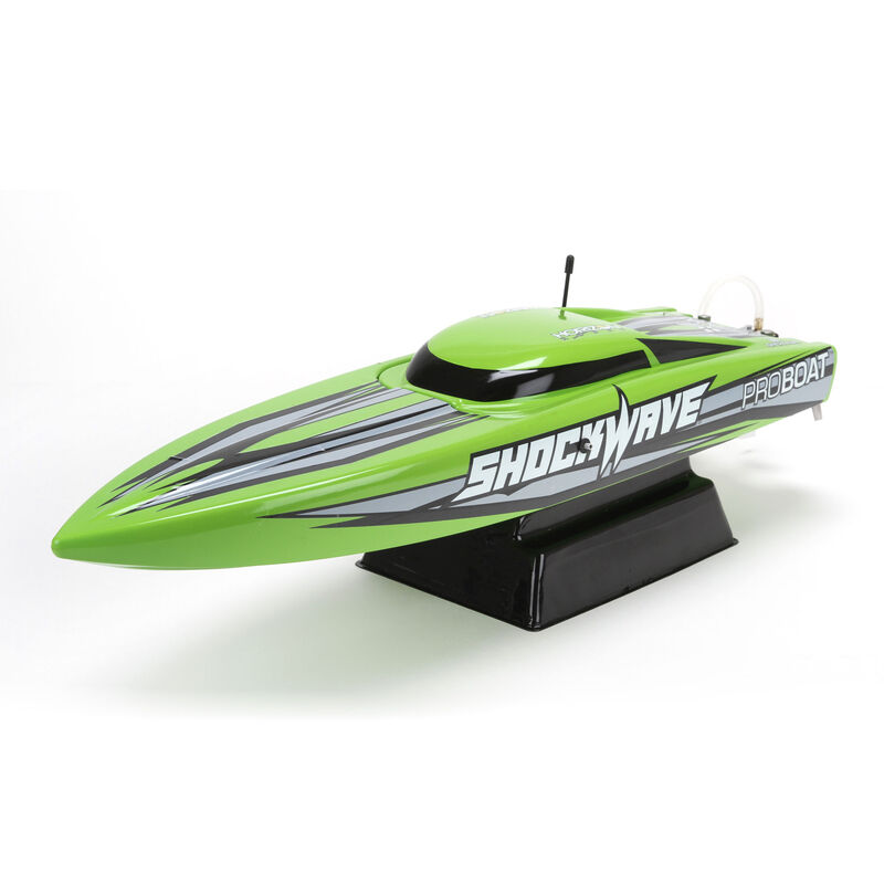 "Shockwave 26"" Brushless Deep-V RTR"