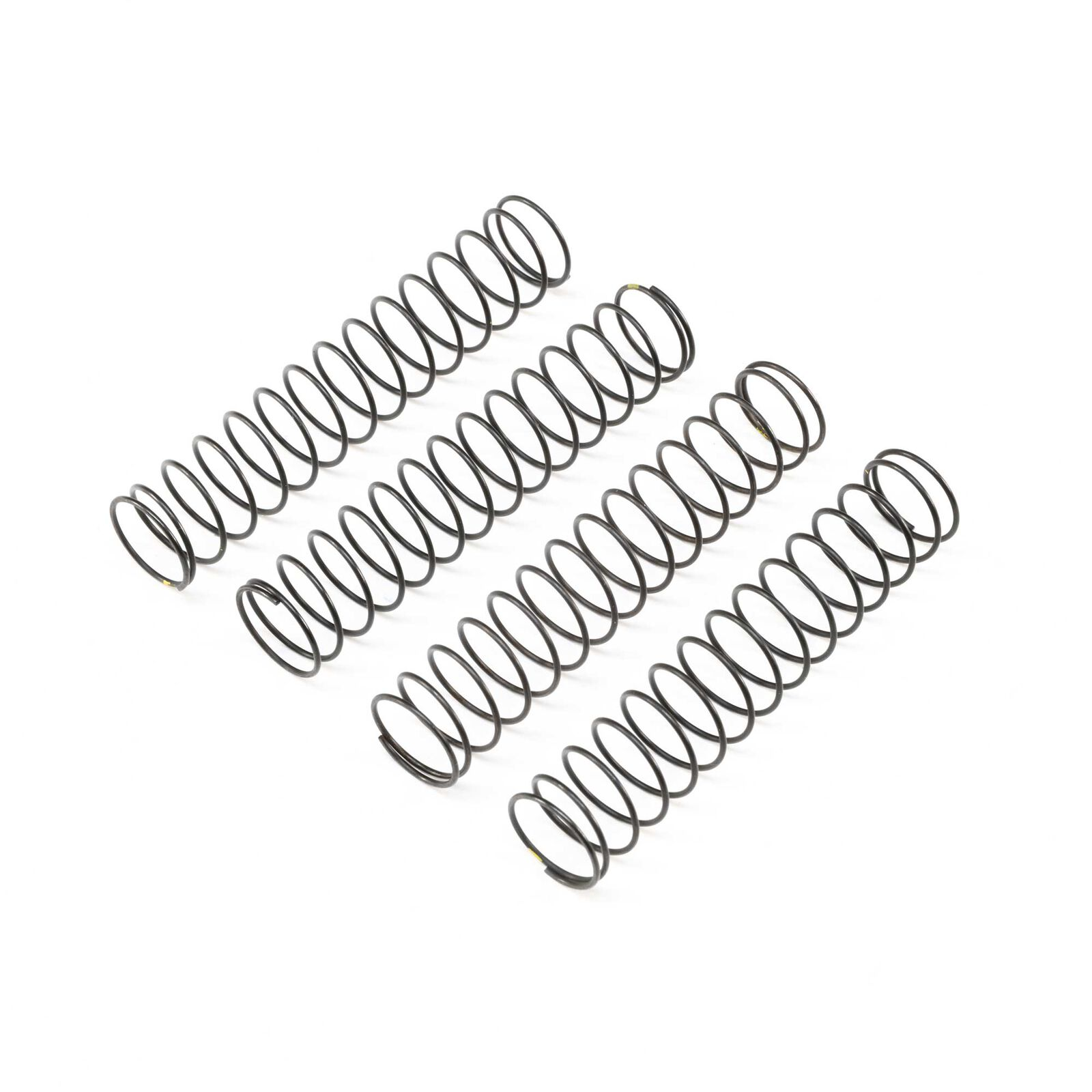 Shock Spring Soft, Yellow, 1.1 rate (4): LMT