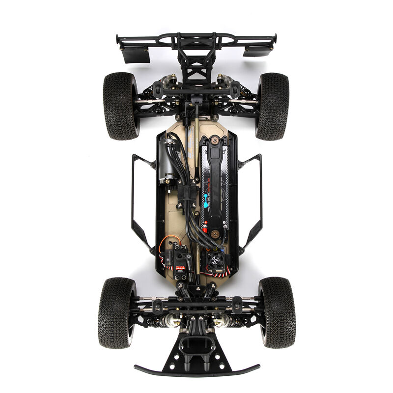 Team Losi Racing Chassis TLR331015 -3mm 2.0 SCTE