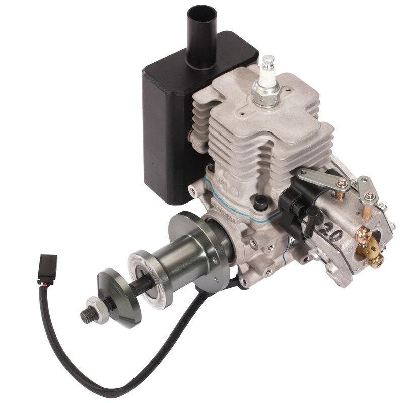 ZP 20cc Benzinmotor m. E-Zündung
