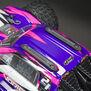 1/10 VORTEKS 4X4 3S BLX Stadium Truck RTR, Purple