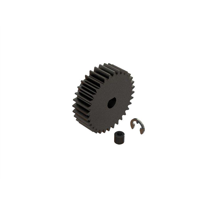 32T 0.8Mod Safe-D5 Pinion Gear