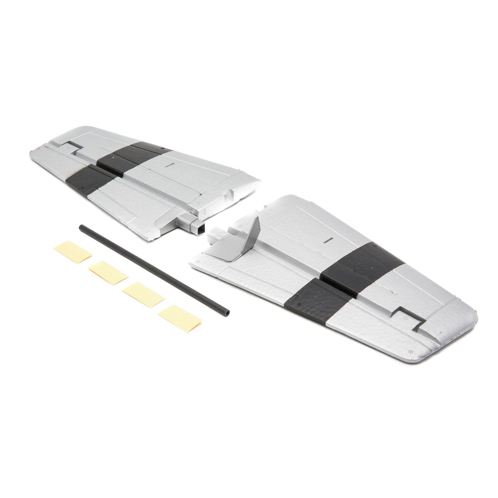 E-flite Höhenleitwerk: P-51D Mustang
