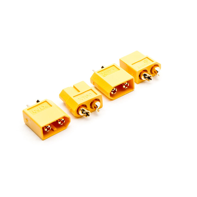 Connector: XT60 Set, 3.5mm (2)