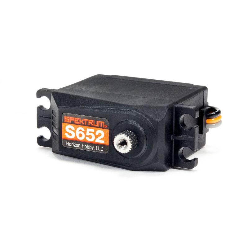 S652 18Kg Servo Steel Gear