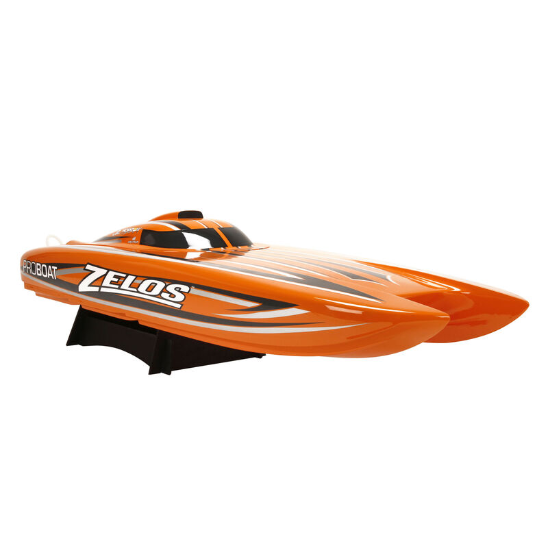 Zelos 48-inch Catamaran BL  RTR INT