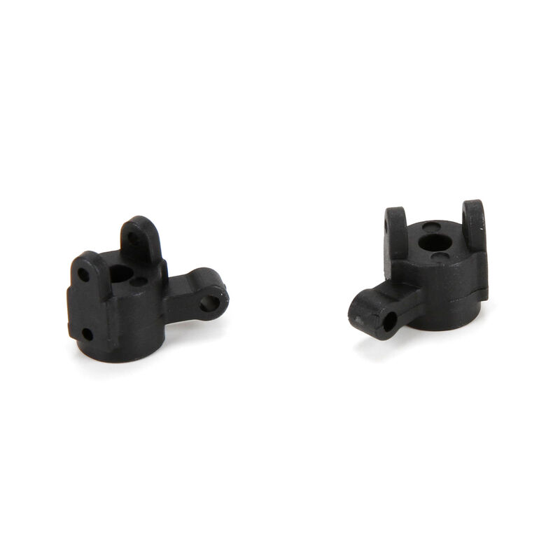 Front Caster Mounts: 1/24 4WD Temper