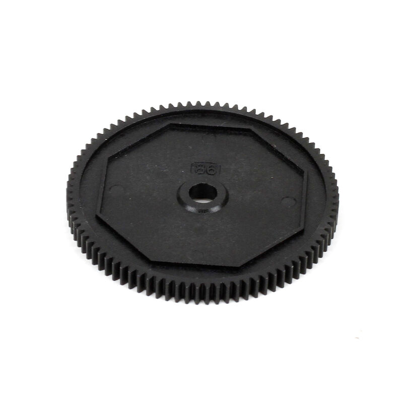 HDS Spur Gear, 86T 48P, Kevlar®: All 22