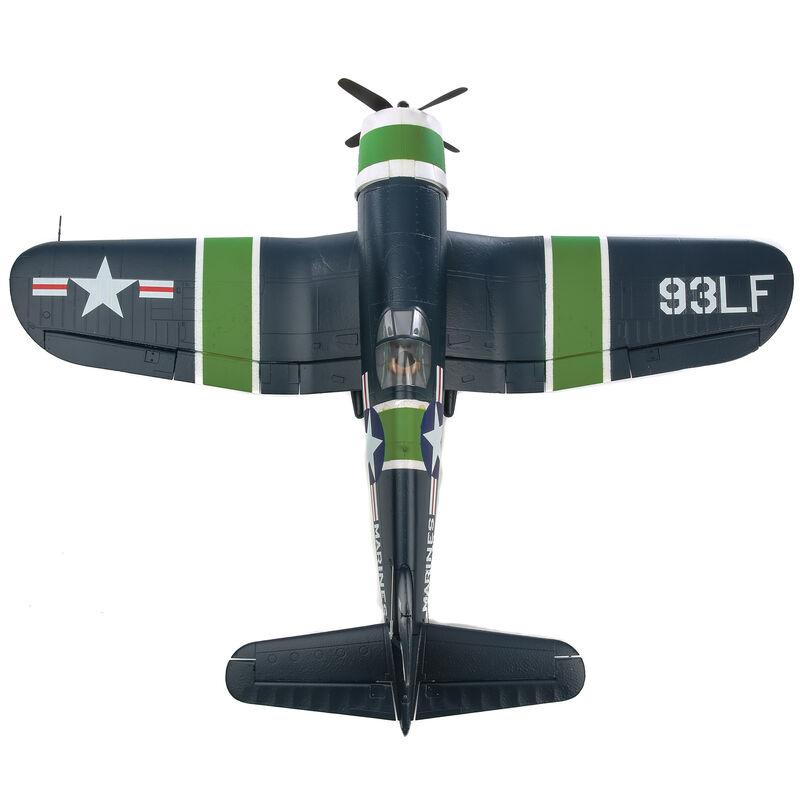 F4U-4 Corsair 1.2m BNF Basic with AS3X