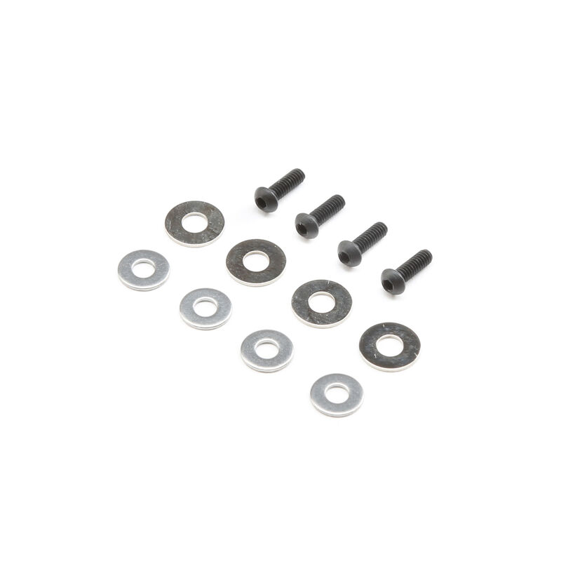 Shock Washer Screw (4): 8X, 8XE