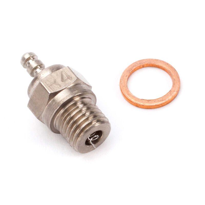 Platinum Glow Plug, #4 Medium