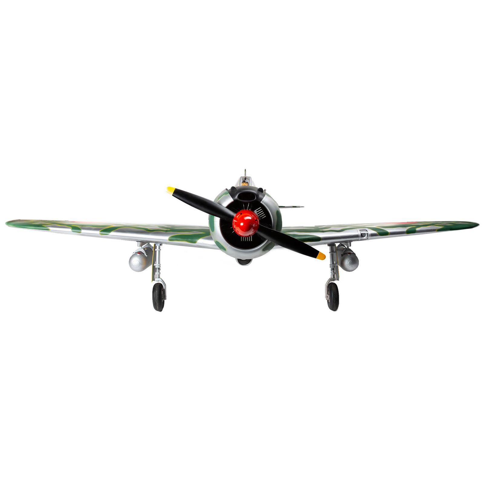"""Ki-43 Oscar 50-60cc ARF, 88"""""""