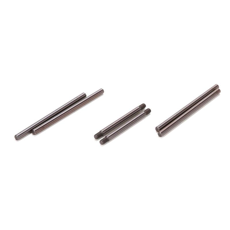 Hinge Pin Set, TiCN (6): SCTE