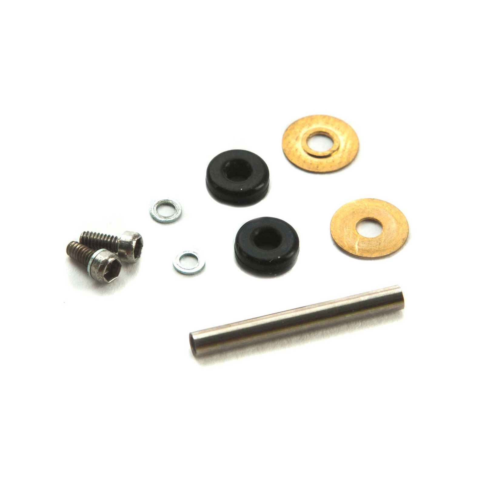 Feathering Spindle with O-Rings, Bushings, Hardwware: mCP X BL