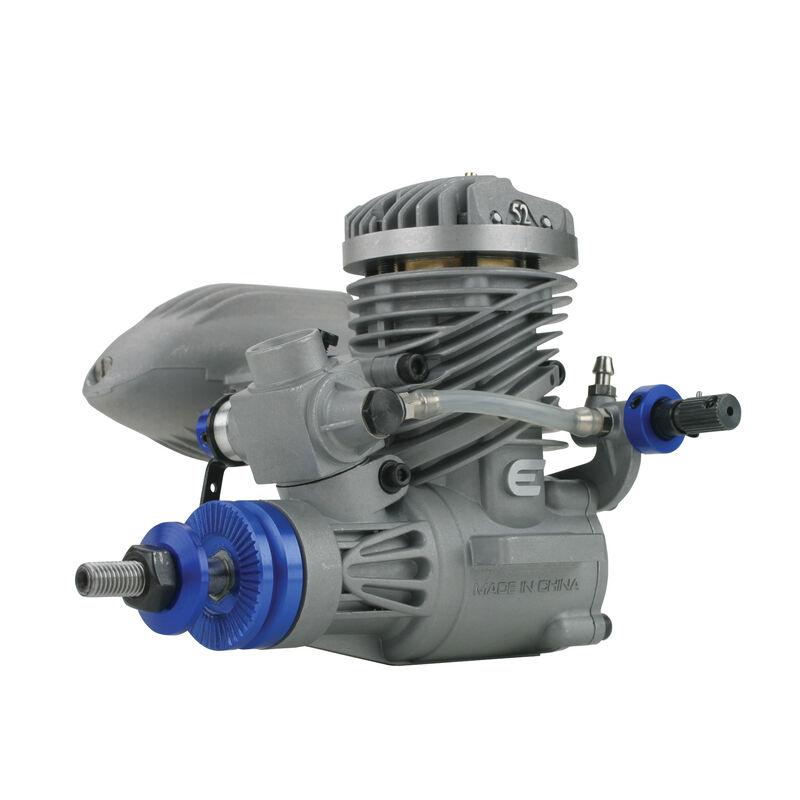 Evolution .52NX Glow Engine with Muffler