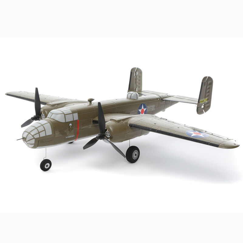 UMX B-25 Mitchell BNF Basic with AS3X