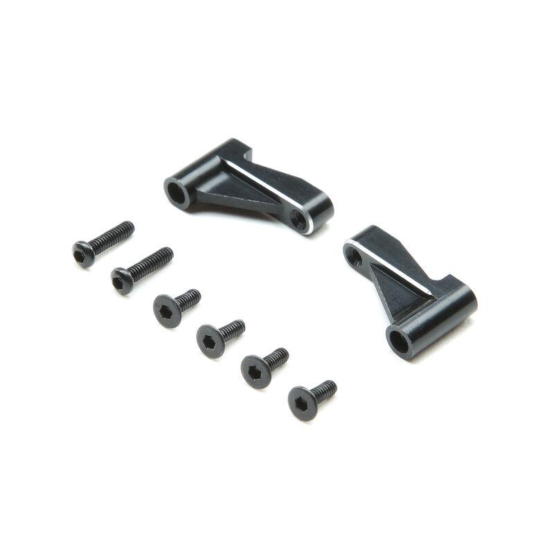 Front Brace Set, Aluminum: Mini-T 2.0