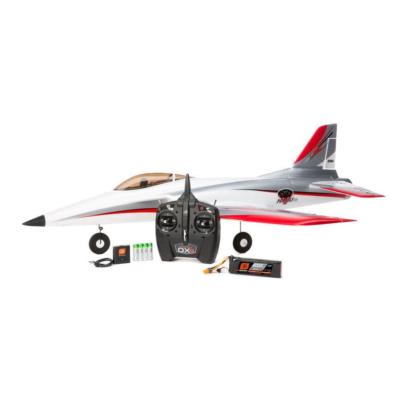 Habu STS 70mm EDF Smart Jet RTF with SAFE
