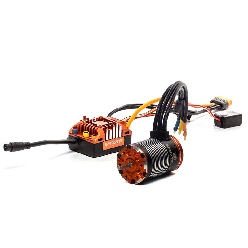 Firma Sensored 1/10th Crawler Power System with Smart