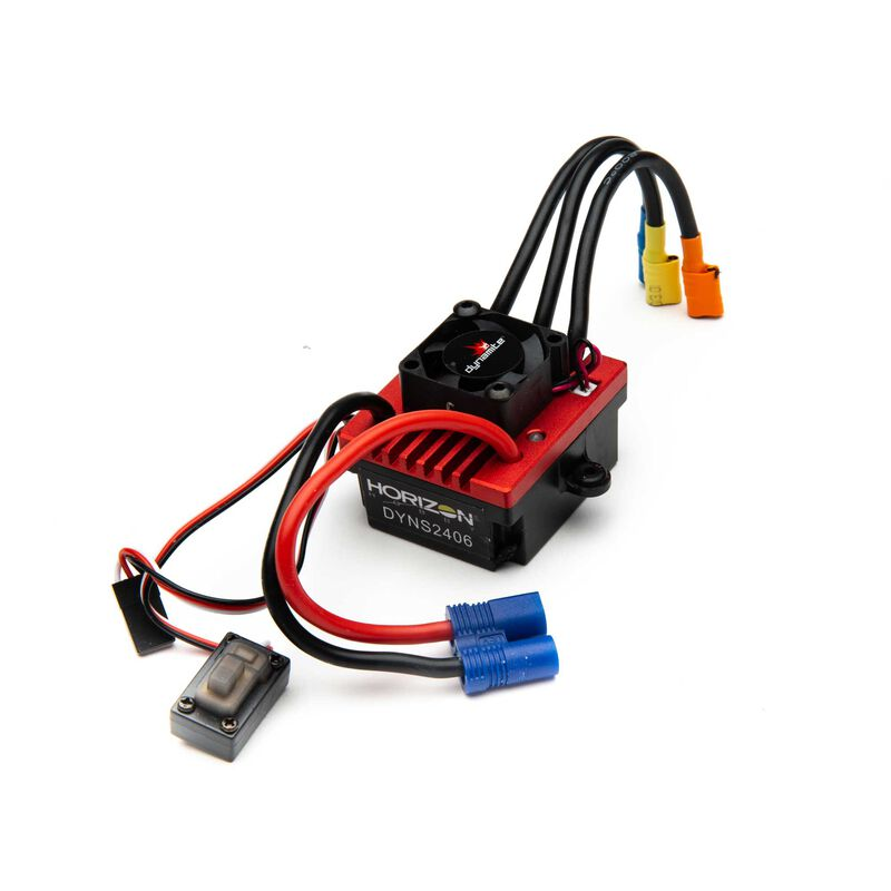 Fuze Brushless ESC, 60A