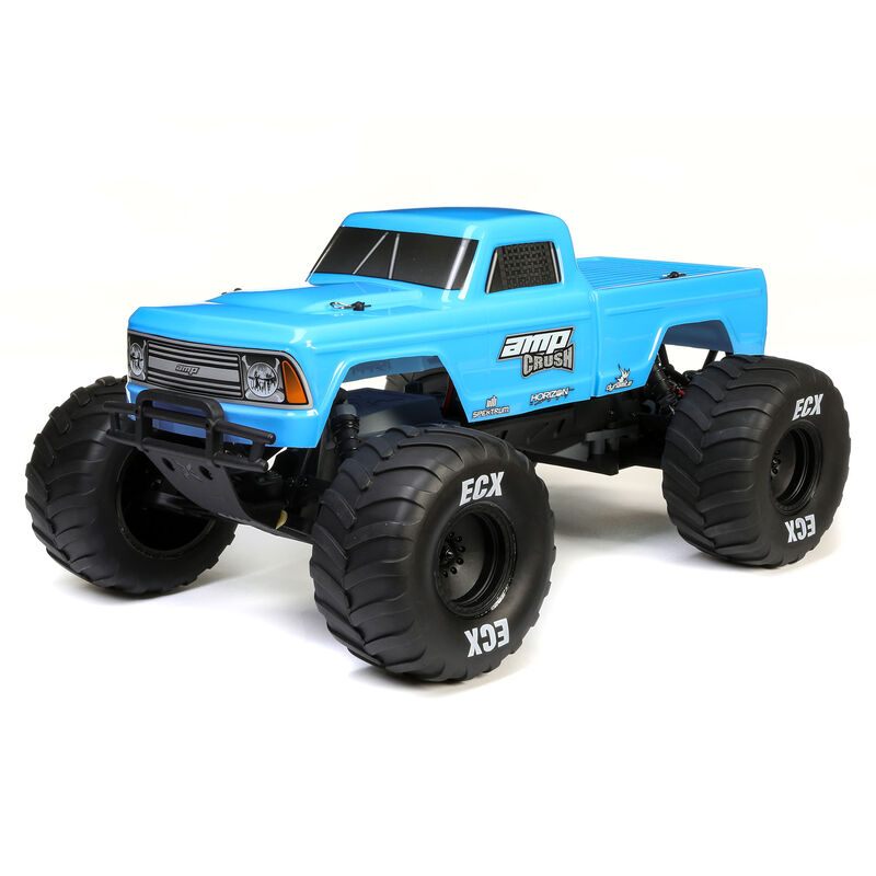 1/10 AMP CRUSH MT, 2WD RTR International