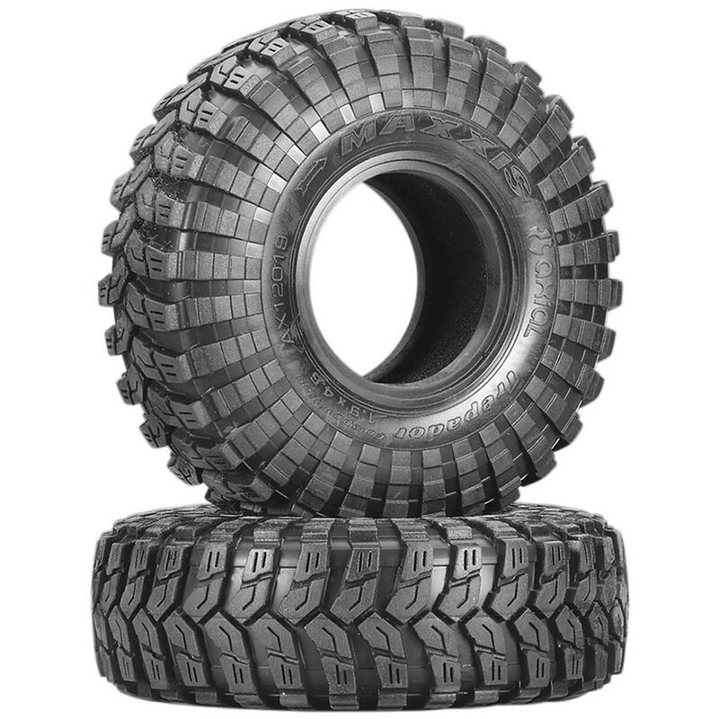 1/10 Maxxis Trepador Tires R35 1.9 Tire with Inserts (2)