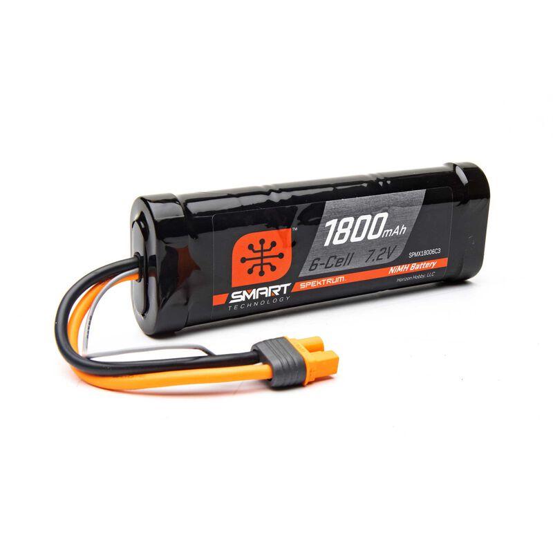 1800mAh 6-Cell 7.2V Smart NiMH Battery  IC3