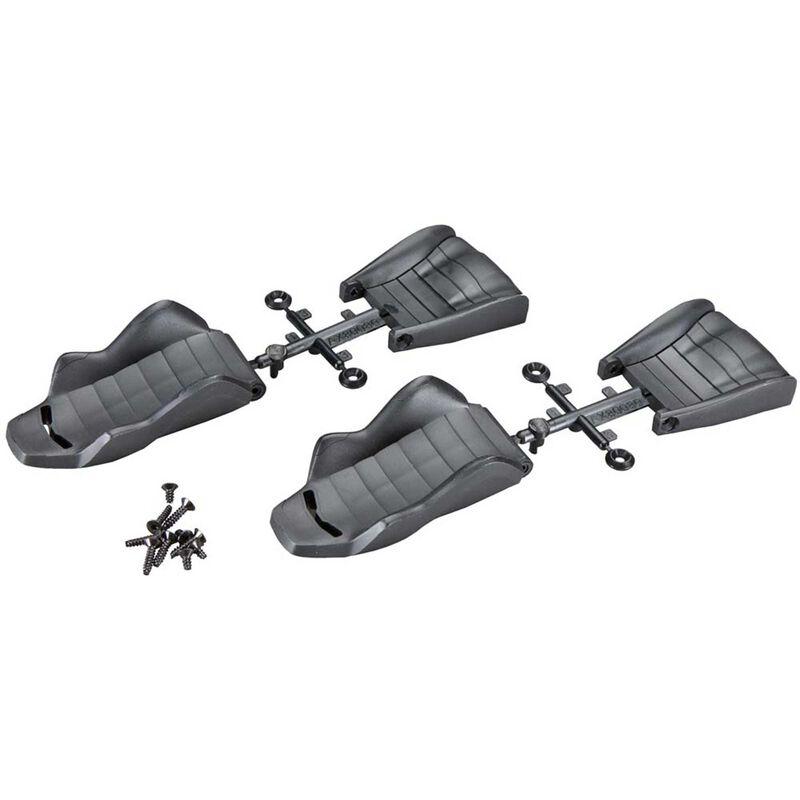 Corbeau LG1 Seat Black (2)