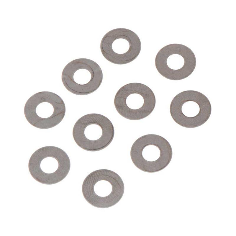 Washer 4x10x0.15 (10)